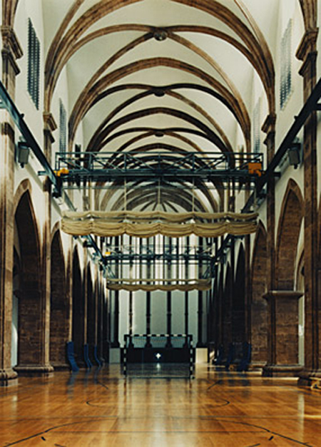 Basilika_Sports Hall Trier