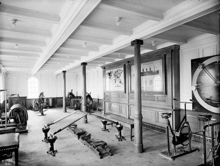 Titanic-Gym
