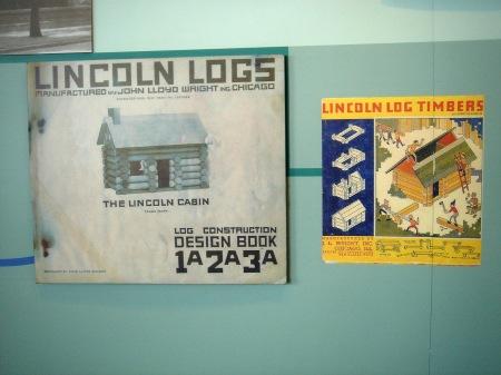 Lincoln Logs_John Lloyd Wright