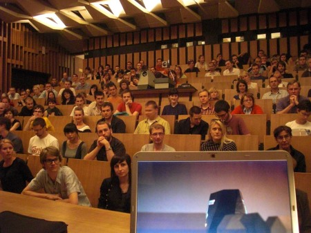 Dedeček's Auditorium at SNG