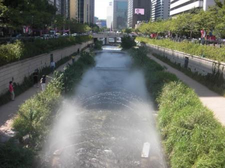 Cheonggyechon