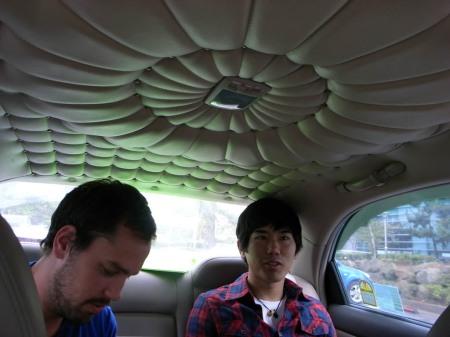 Thijs Van and Park jae hyun