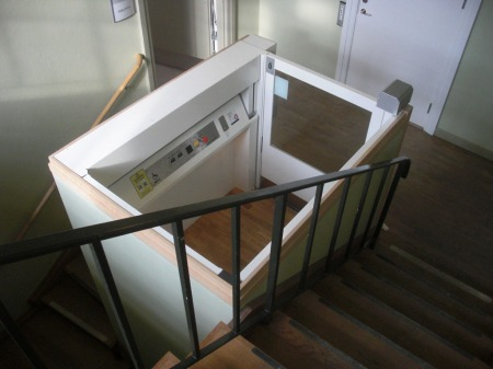 Elevator Cabriolet