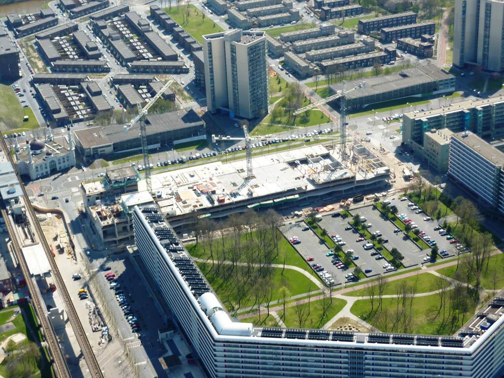 Flush nl architects blog for Supervision fenetre