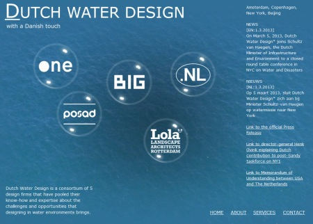 Dutch Water Design