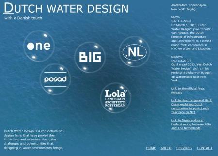 Dutch Water Design