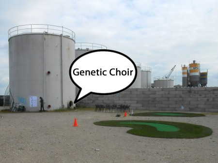 Genetic Choir in Silo_01