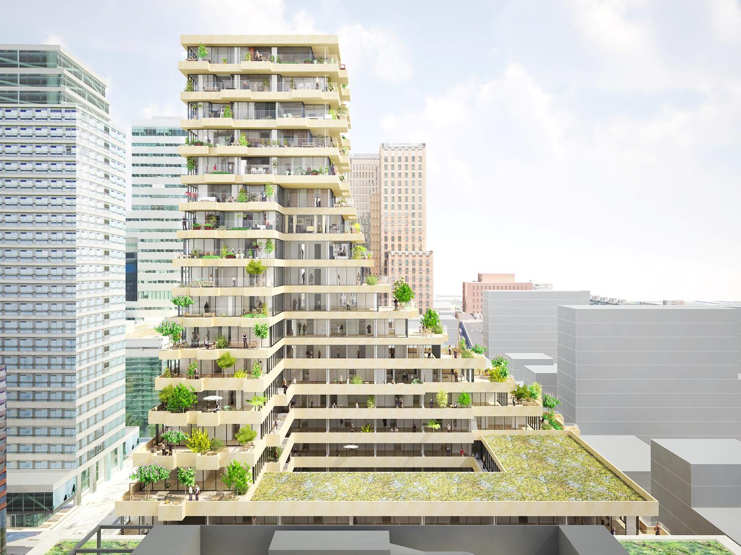 January 2014 nl architects blog - The giant slide apartament ...
